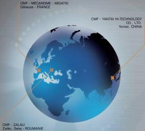 CMF集团 全球