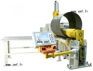 卷板机 高科技 数控三辊卷板机