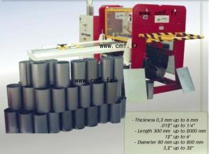 rollstar 数控卷板机 三辊卷板机 卷板设备