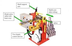 rollexpress数控卷板设备 三辊卷板机