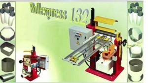 Rollexpress自动卷板机