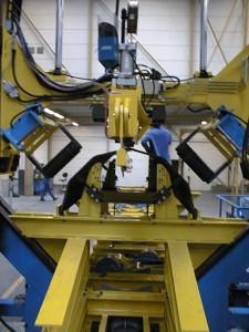 数控钢管焊接设备CMF2500