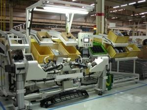 焊接机器人专机